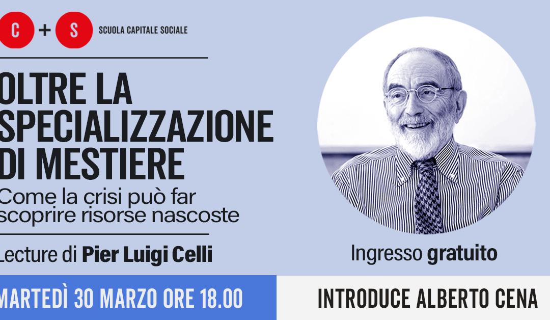 Lecture di Pier Luigi Celli
